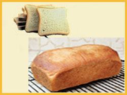 flour for bread and other bakery items